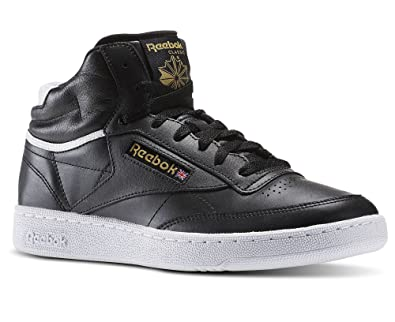2dbd85ca995 BUTY REEBOK CLUB C 85 MID AR0479 - 45  Amazon.co.uk  Shoes   Bags