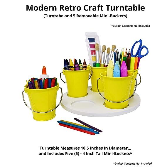 Modern Retro - The Lazy Susan - Cajas organizadoras de ...