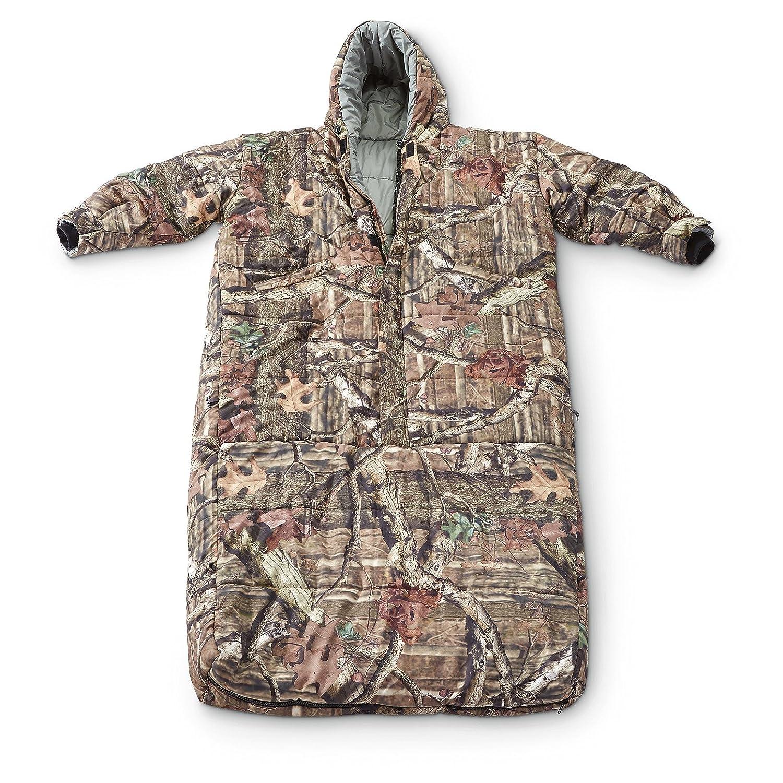 sleeping bag warm suit jacket camo buck deer turkey. Black Bedroom Furniture Sets. Home Design Ideas