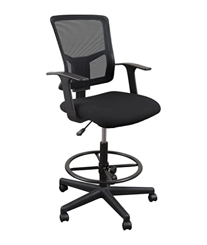 Amazon Com Sit To Stand Drafting Task Stool Chair For Standing