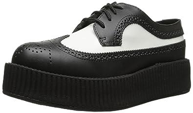 a7a31335855 T.U.K. Shoes V8501 Unisex-Adult Dress Shoes