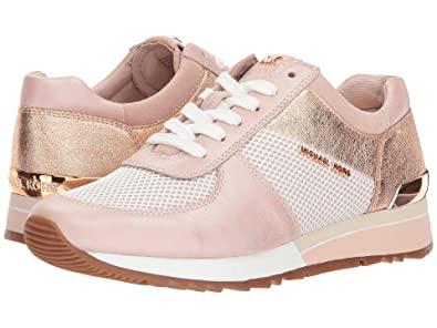 1aa76c21430a Amazon.com | Michael Michael Kors Womens Allie Trainer | Fashion ...