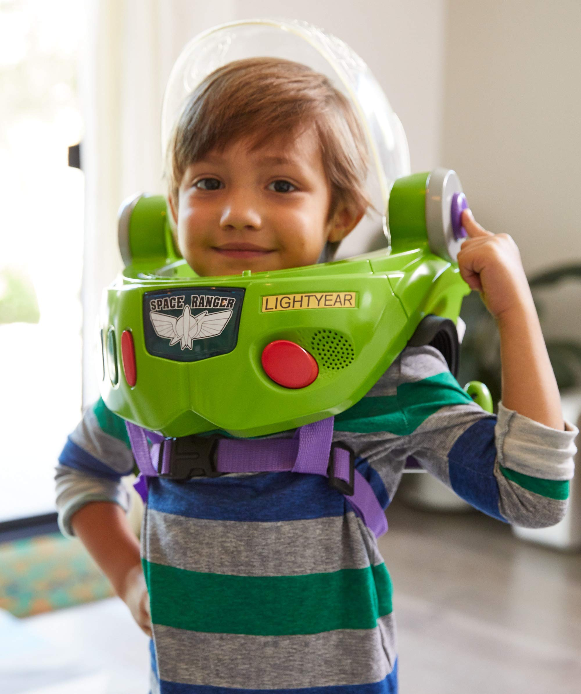 Toy Story Disney Pixar 4 Buzz Lightyear Space Ranger Armor with Jet Pack by Toy Story (Image #11)