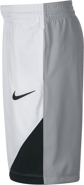 grua Larva del moscardón Parte  Nike Boys Assist Basketball Shorts Team Sports Sports & Fitness