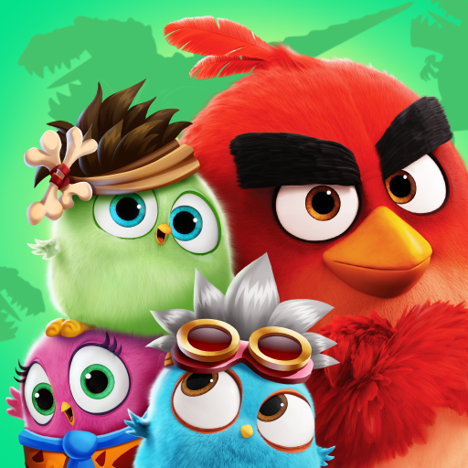 Angry Birds Match -