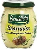 Benedicta Sauce Béarnaise Légère 240 g