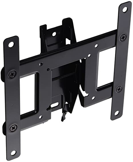 Sanus Tilt Tv Wall Mount For 13 32 Led Lcd And Plasma Flat Screen Tvs And Monitors Mst16b B1