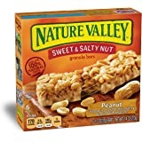 Nature Valley Sweet & Salty Nut Granola Bar Peanut  6 ct Box