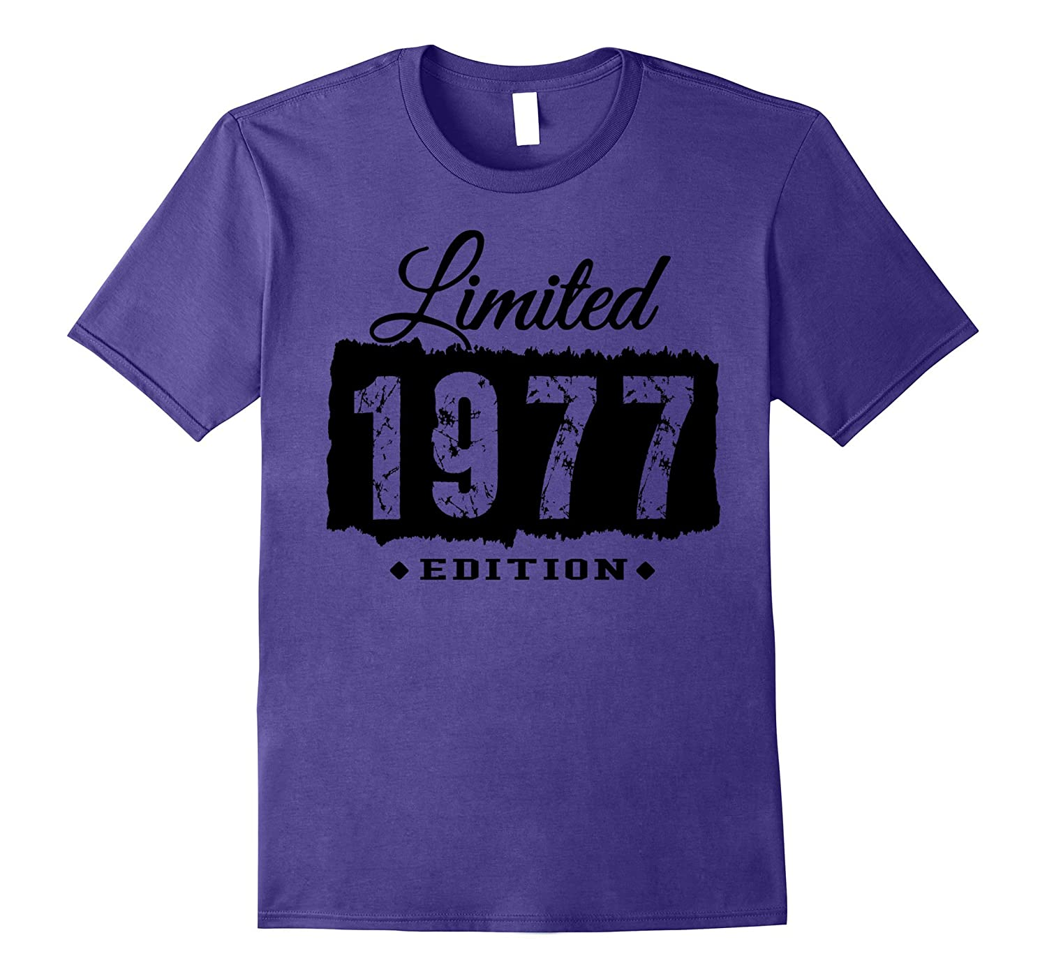 1977 Limited Edition 40th Birthday 40 Years Old Shirt-Vaci