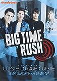 Big Time Rush Temp 2 Vol 1 (Take what it Takes)(Big Time Rush: Whatever It Takes S. Two Vol. One)
