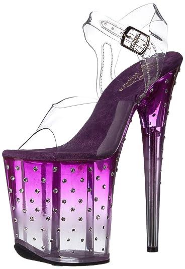 Pleaser Damens's STDUS808T C PP C C PP Platform Dress Sandale 771f69
