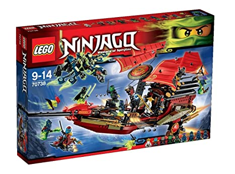 giochi lego ninjago da