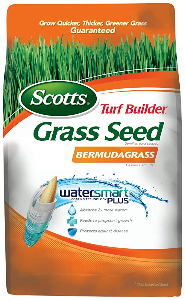 Scotts Turf Builder Bermudagrass Seed - 5LB