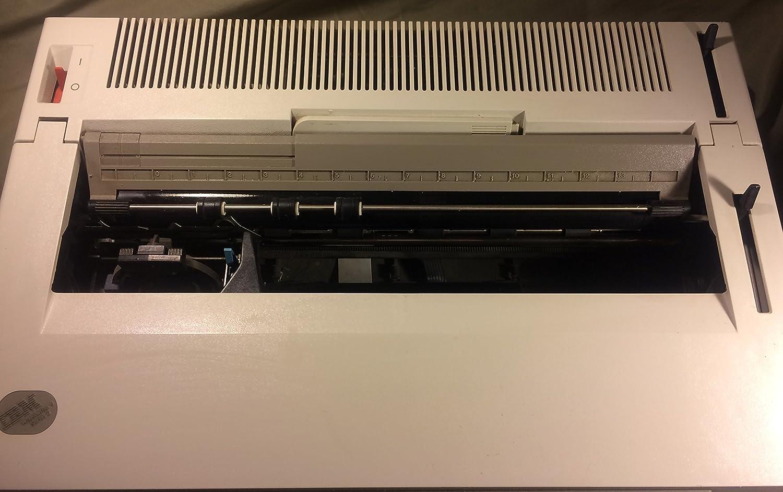 Refurbished IBM Wheelwriter 6 Series II Typewriter