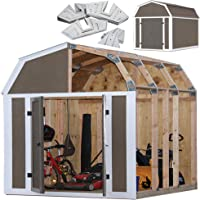 Deals on EZ Shed 70188 Barn Style Instant Framing Kit