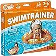Freds 弗雷德Swim Academy 10220-SWIMTRAINER婴幼儿游泳圈经典款,适用于2-6岁幼儿, 橙色
