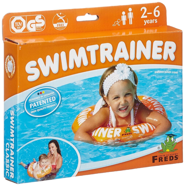 Freds Swim Academy Flotador para bebé (SO): Amazon.es: Juguetes y juegos