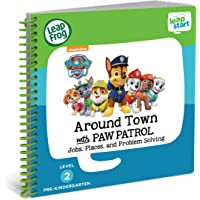 (Around Town With Paw Patrol Book) - LeapFrog LeapStart Paw Patrol Activity Book