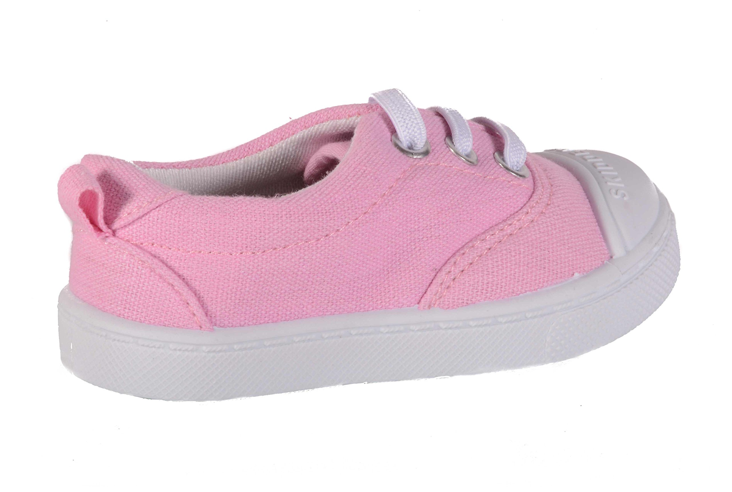 Skidders Canvas Baby Toddler Girls Shoes Style SK1016