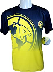 d23b88b41ae Club America Soccer Official Adult Soccer Training Performance Poly Jersey  P003