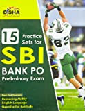 15 Practice Sets for SBI PO Preliminary Exam (Old Edition)