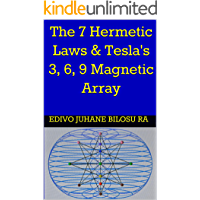 The 7 Hermetic Laws & Tesla's 3, 6, 9 Magnetic Array