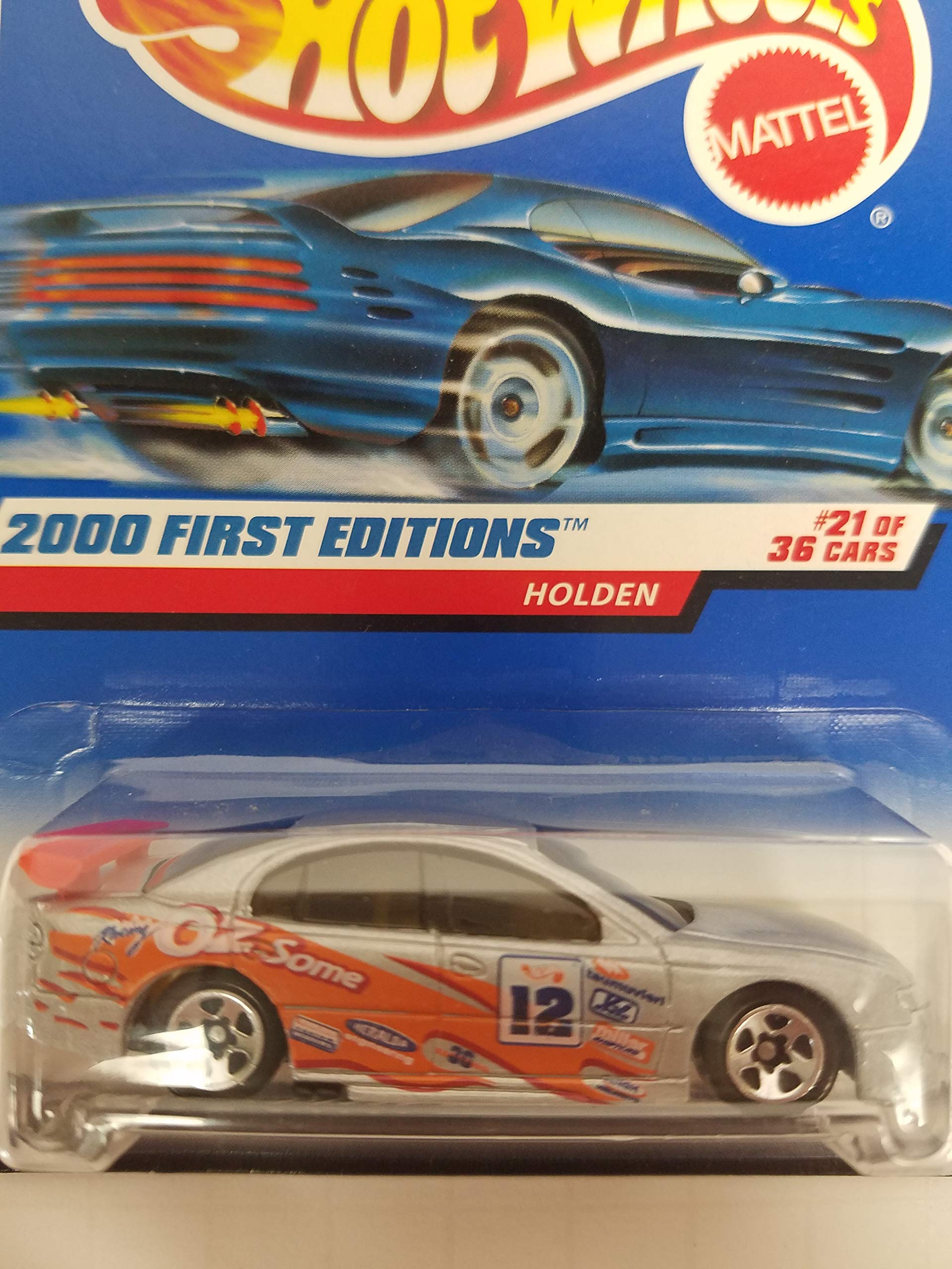 Holden First Editions 2000 First Editions 21 of 36 Hot Wheels