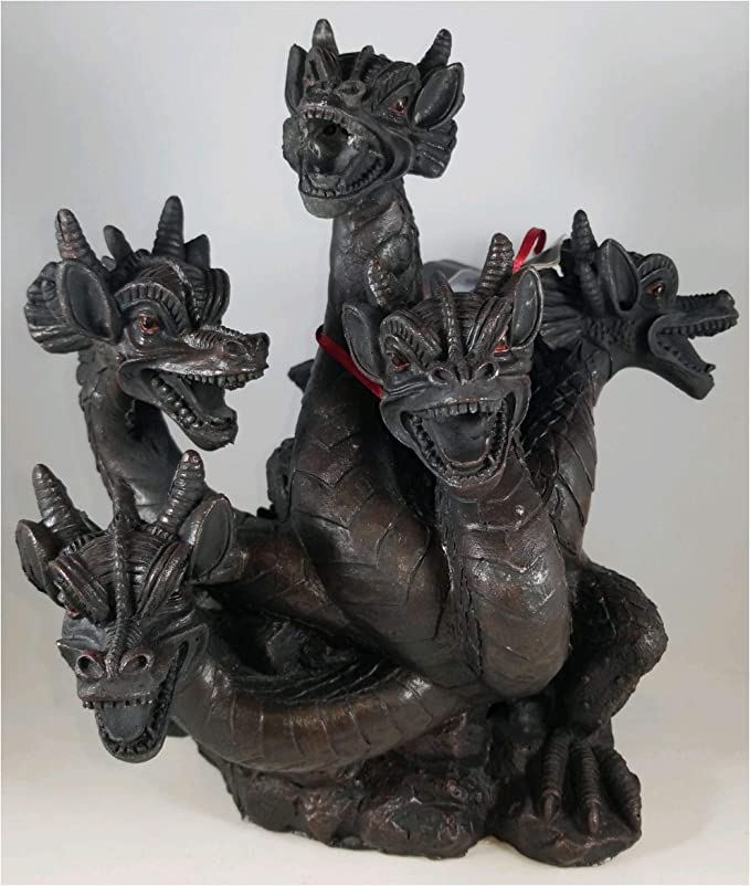 Luxxis Dragon Incense Burner Meditation Smoke Breathing Dragon Incense Burner Backflow Ornament Aromatherapy Relaxation for Home Decor 10 Bonus Cones
