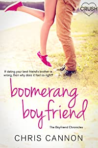 Boomerang Boyfriend (Boyfriend Chronicles Book 3)