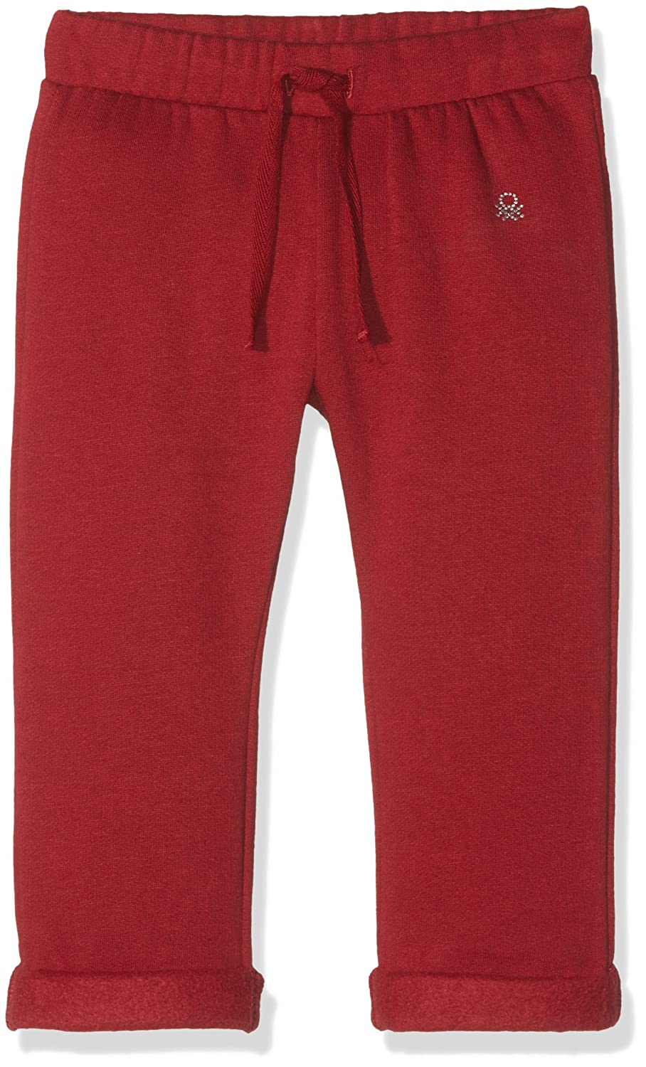 United Colors of Benetton Girl's Trousers Cotton Blend 3GW0I0615