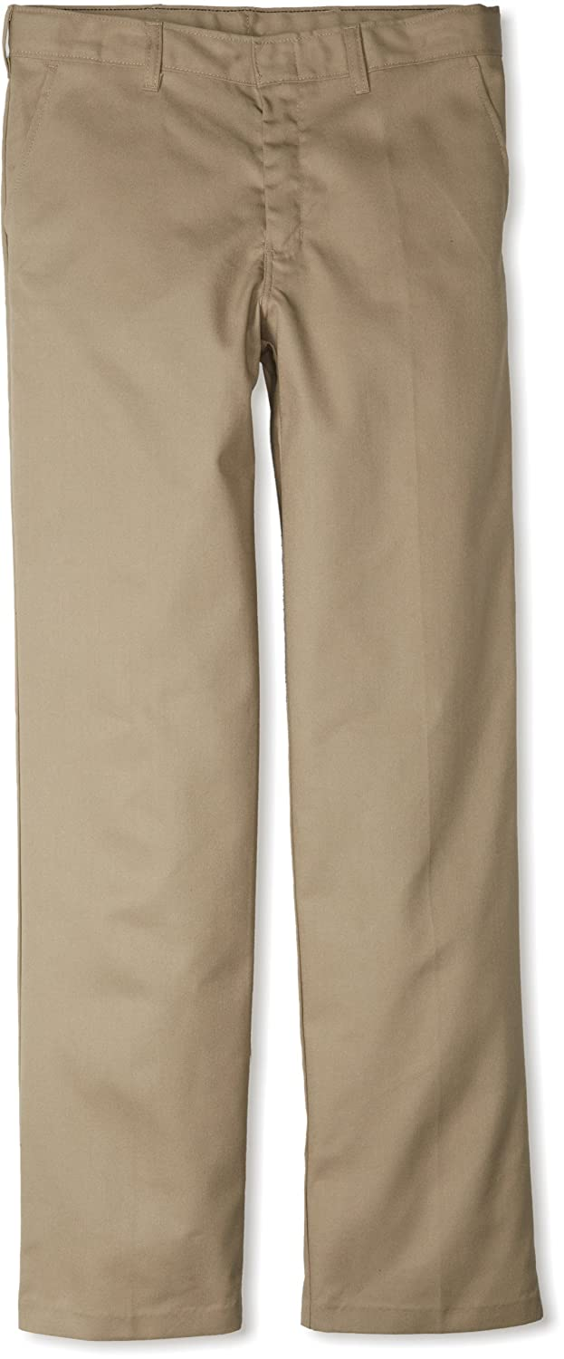 Dickies Boys Flex Waist Flat Front Pant Dickies Childrens Apparel
