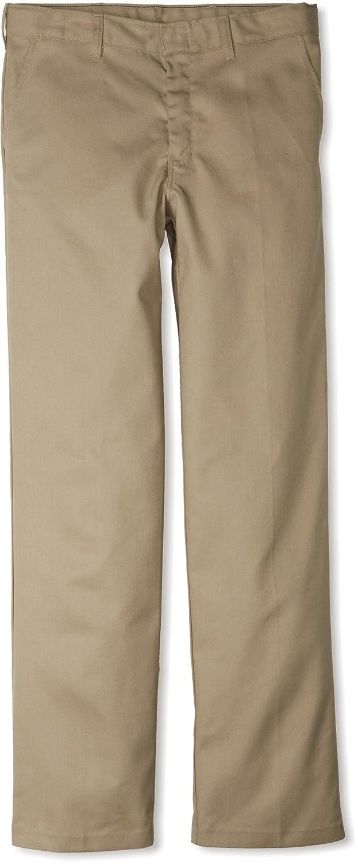 Dickies Boys' Flex Waist Flat Front Pant KP321SV