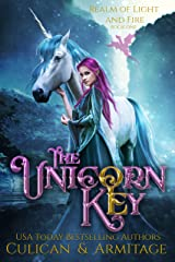 The Unicorn Key (Realm of Light and Fire Book 1) Kindle Edition