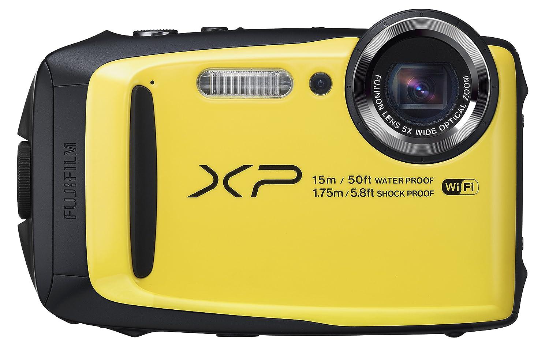 Fujifilm XP90 Waterproof Digital Camera Yellow Fujifilm Canada MAIN-67154