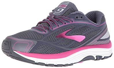Brooks Womens Dyad 9 Ombre Blue/Festival Fuchsia/Mood Indigo 8 ...