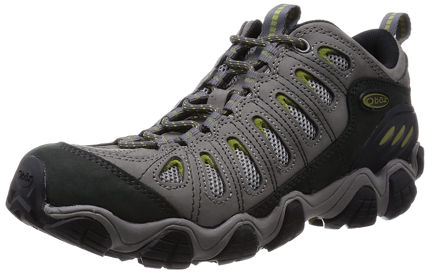 Oboz Men's Sawtooth Low Light Hiking Shoe