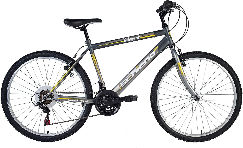 F.lli Schiano MTB Integral Power Bicicleta de montaña, Hombre ...