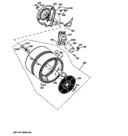 Amazon Com Ge We04x22535 Thermostat Genuine Original Equipment