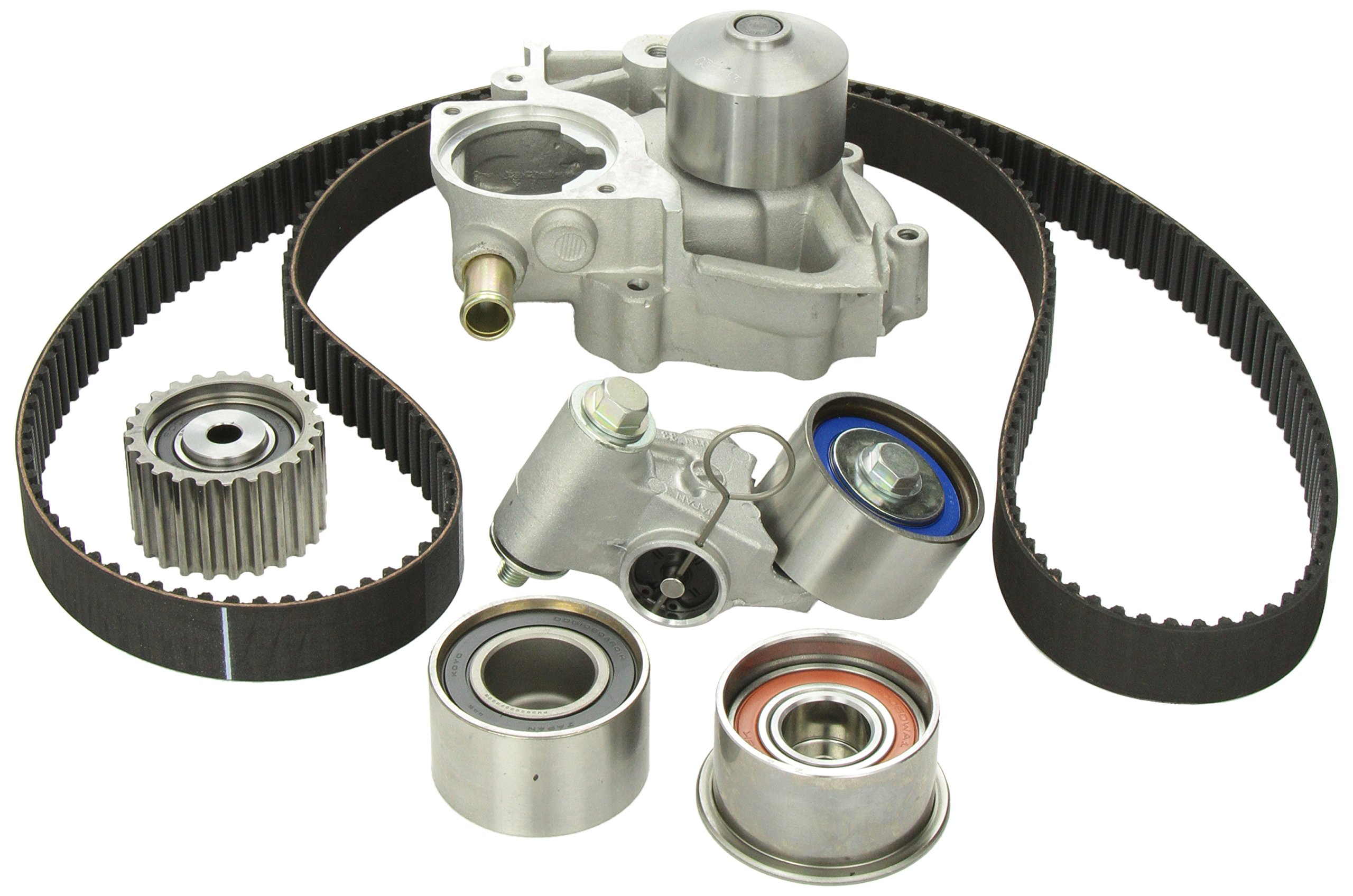 Gates TCKWP307A Engine Timing Belt Kit with Water Pump by Gates