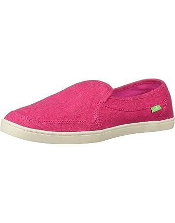 87b1be9ddcb Sanuk Kids Lil Pair O Dice Loafer Flat