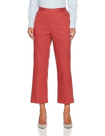 536d8fc03e237 Alfred Dunner Women s Plus Size Short Pant Back Elastic Side Pockets ...