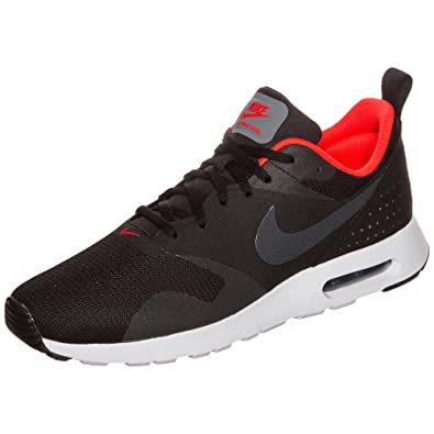 5f69623767a7 air max tavas men s black orange sports shoes (7)  Buy Online at Low ...
