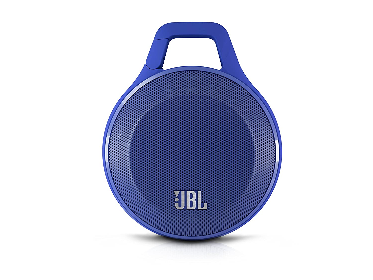JBL Clip Portable Bluetooth Speaker with Mic Blue