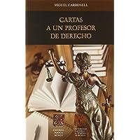 Cartas A Un Profesor De Derecho (portada puede variar)
