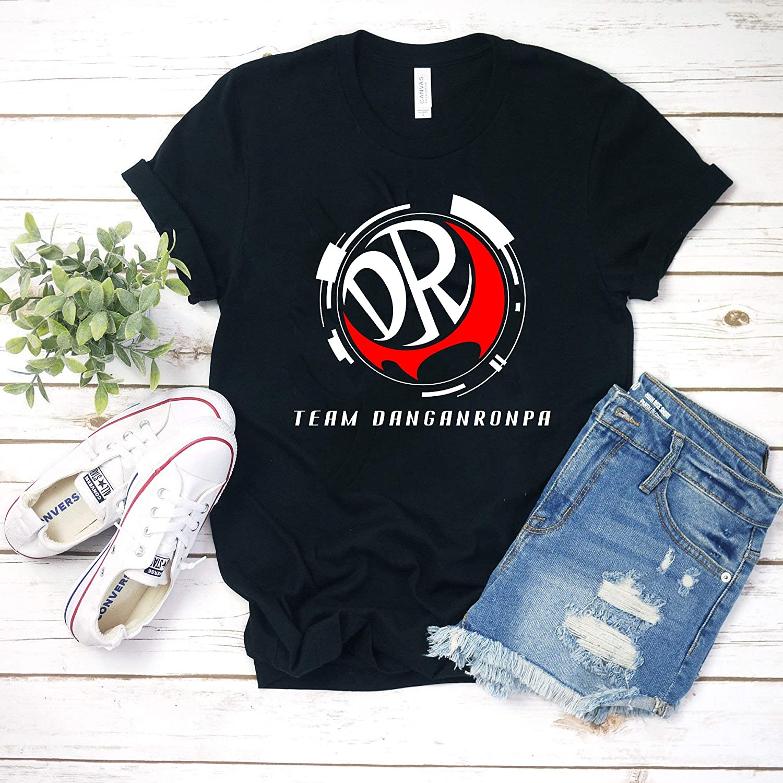 Team Danganronpa T-shirt For Woman