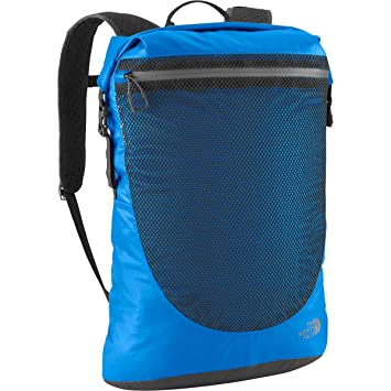 The North Face Unisex Adult Waterproof Daypack - Athens Blue 80b21a8e64d2