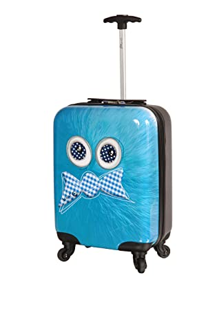 Valise cabine pour enfant - Fille - ABS/PC rose T002RO gYPMxS