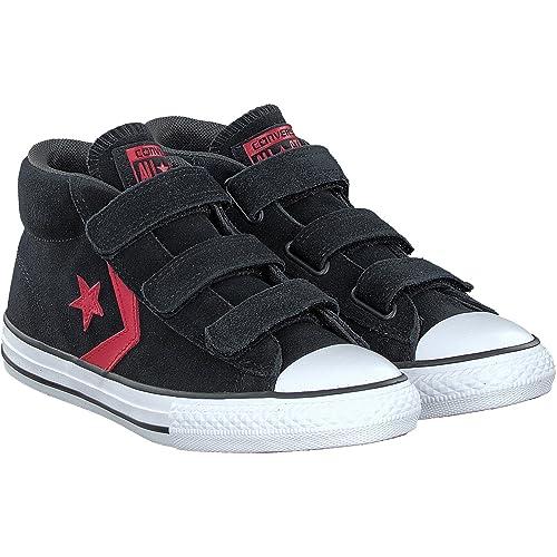 Converse - Zapatillas de Deporte de Ante Unisex Niños: Amazon.es: Zapatos y complementos