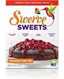 Swerve Sweets, Chocolate Cake Mix, 10.6 ounces