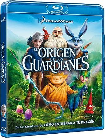 Origen De Los Guardianes - Blu-Ray- Edicion El Corte Ingles Blu ...